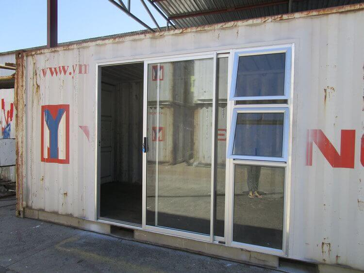 Shipping Office Container | Container Rental & Sales 1894
