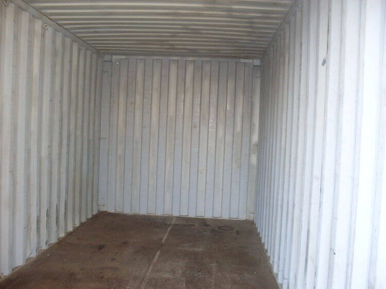 Shipping Container Inside View | Container Rental & Sales 468