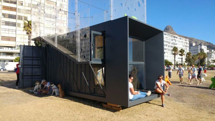 Fancy Shipping Office Container Ideas | Container Rental & Sales
