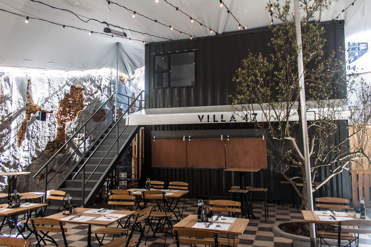 Villa Restaurant Shipping Container Ideas | Container Rental & Sales