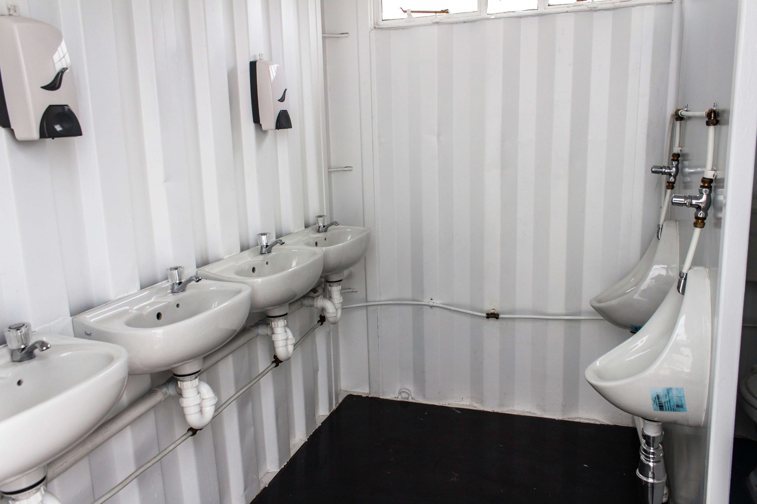 Portable Public toilets - Container Rental & Sales 11