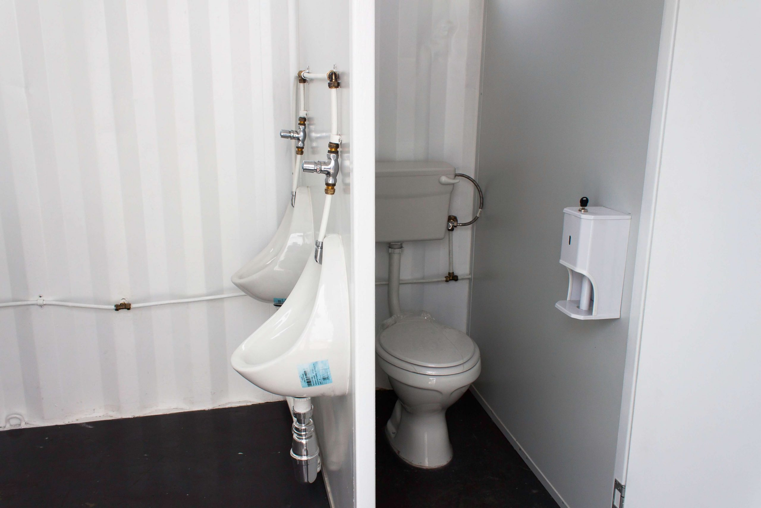 Container Rental & Sales - portable Public toilets