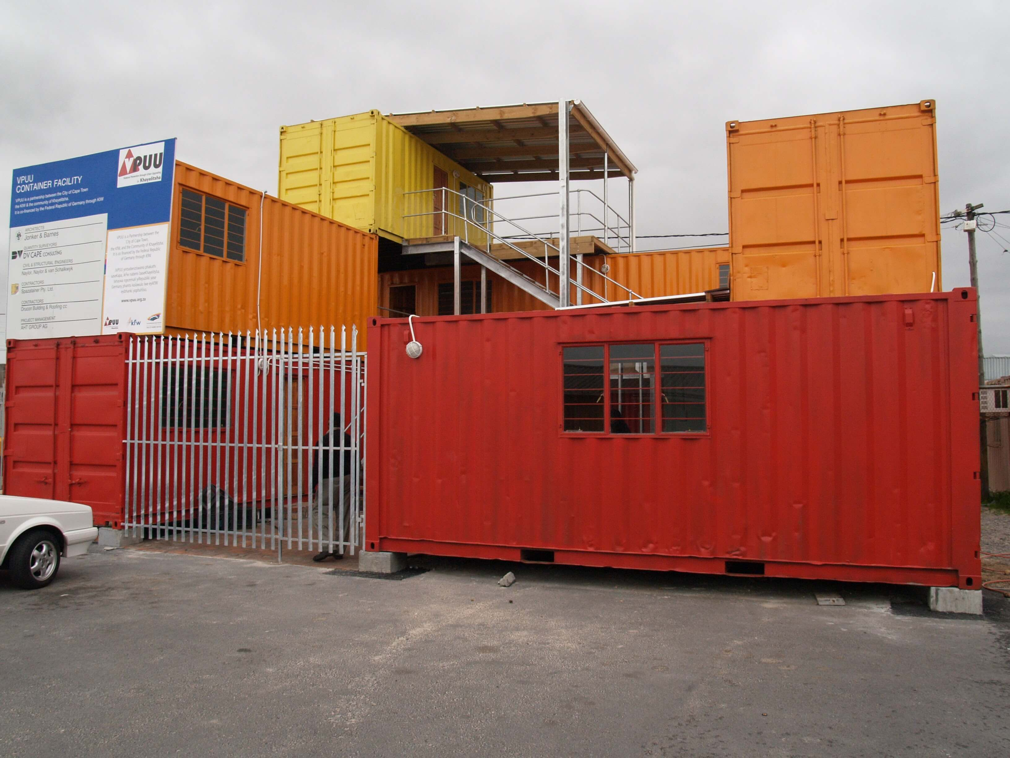 Company Made From Shipping Containers | Container Rental & Sales