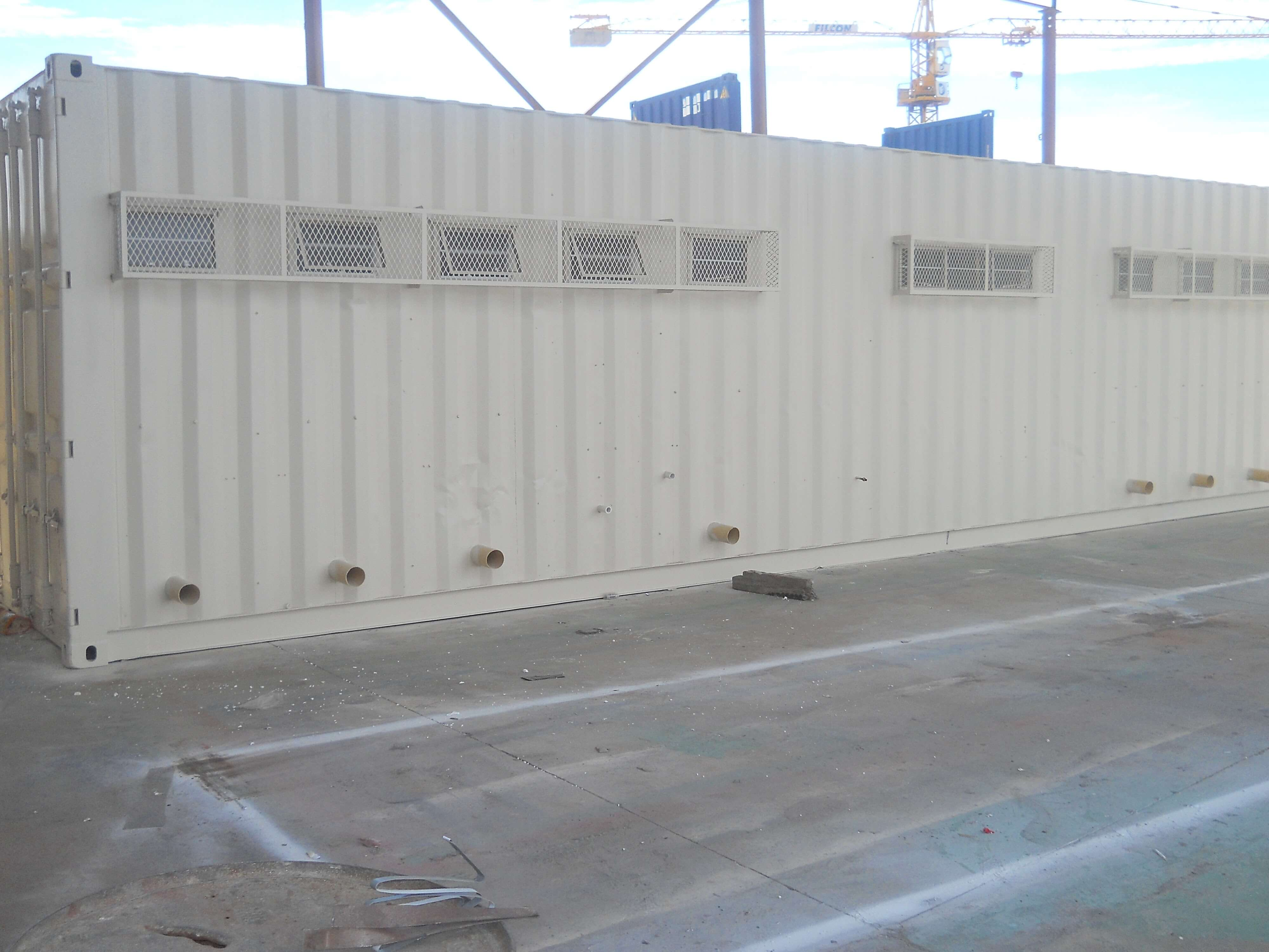 Container Rental & Sales 77