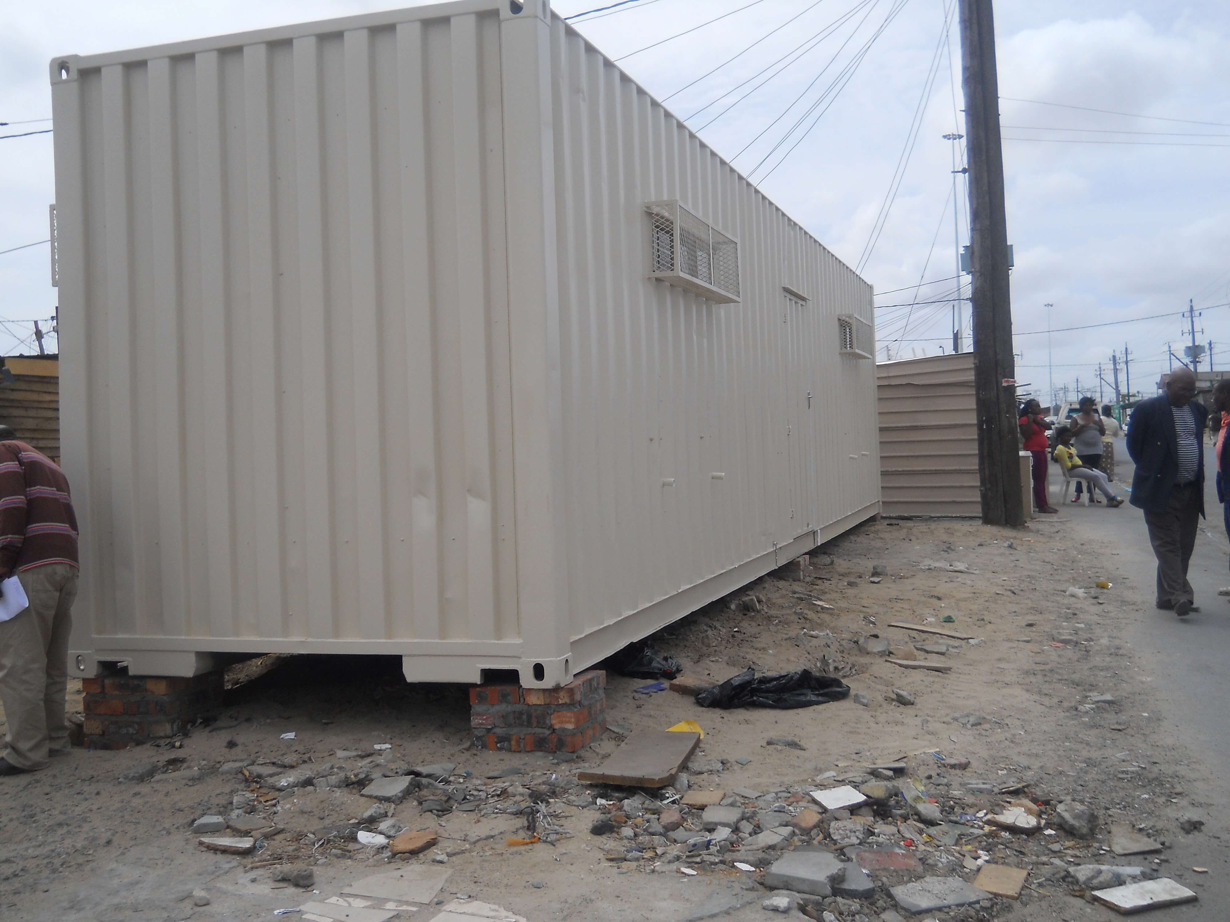 Container Rental & Sales 66