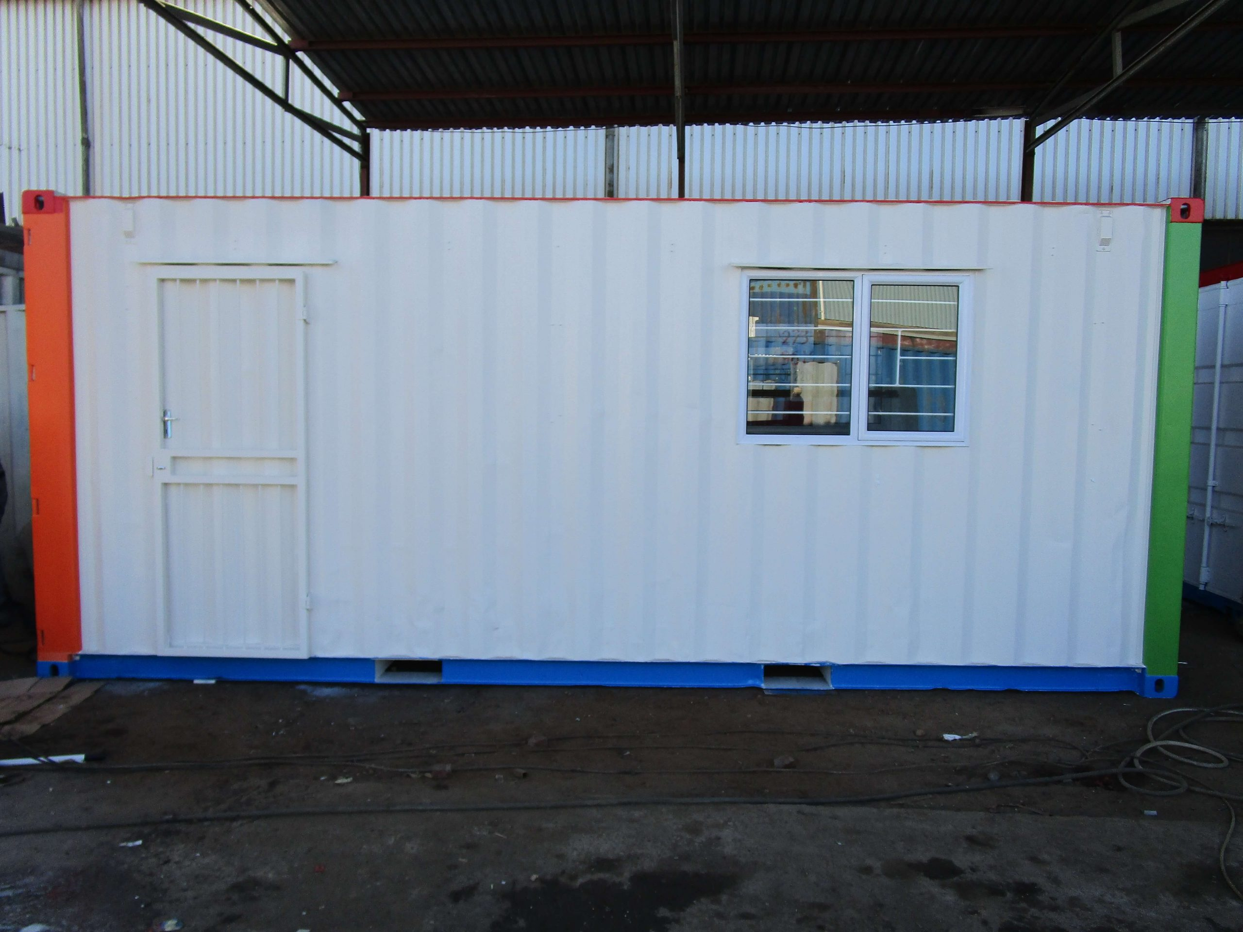 Store Container Ideas | Container Rental & Sales