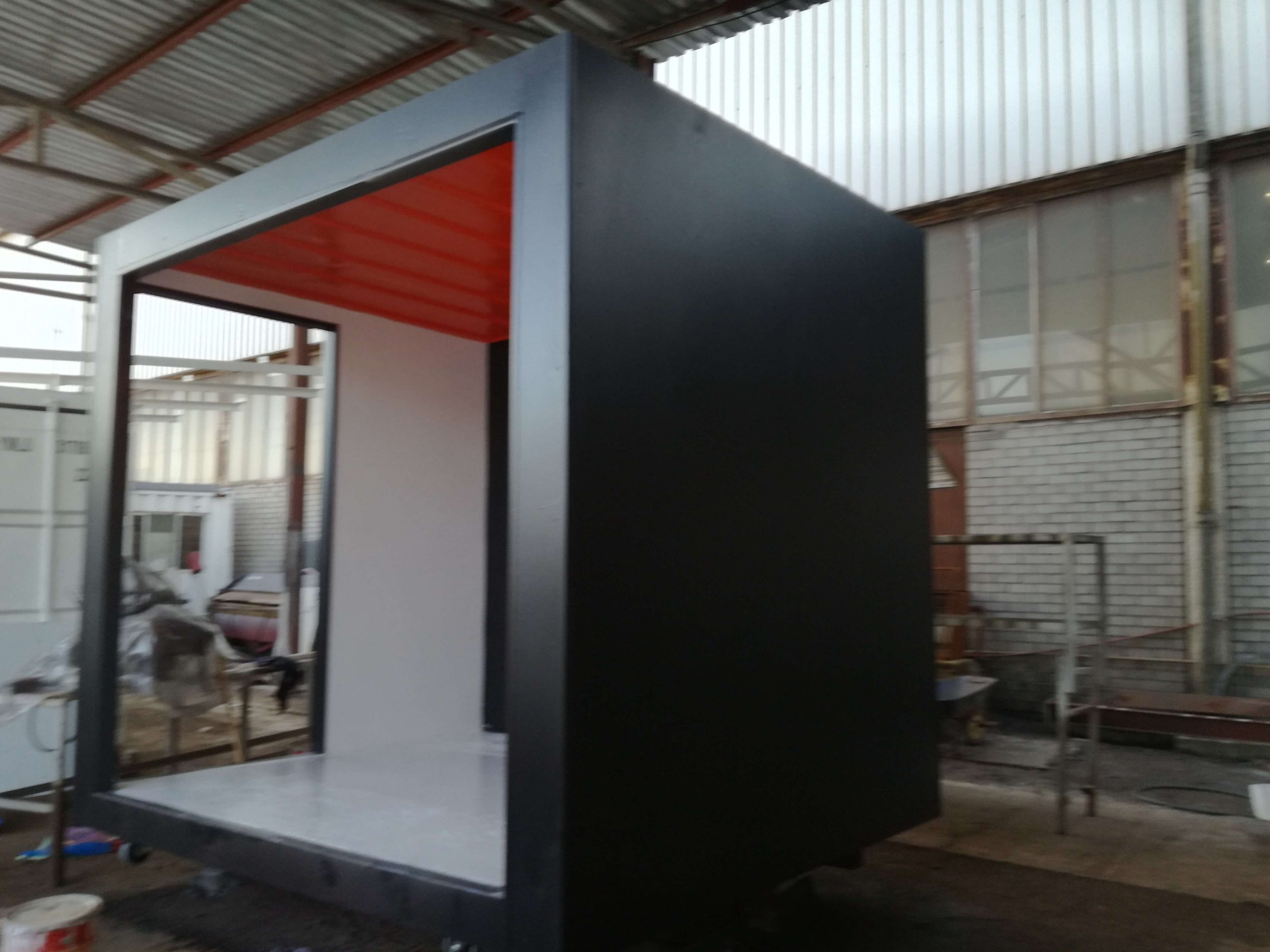 Expo stand - Container Rental & Sales