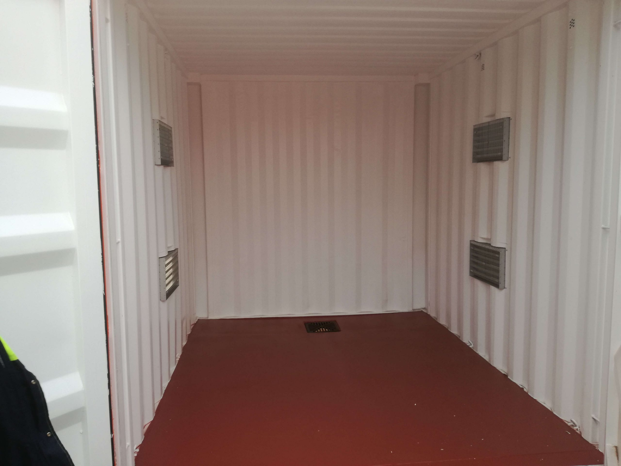 Container conversions - Container Rental & Sales
