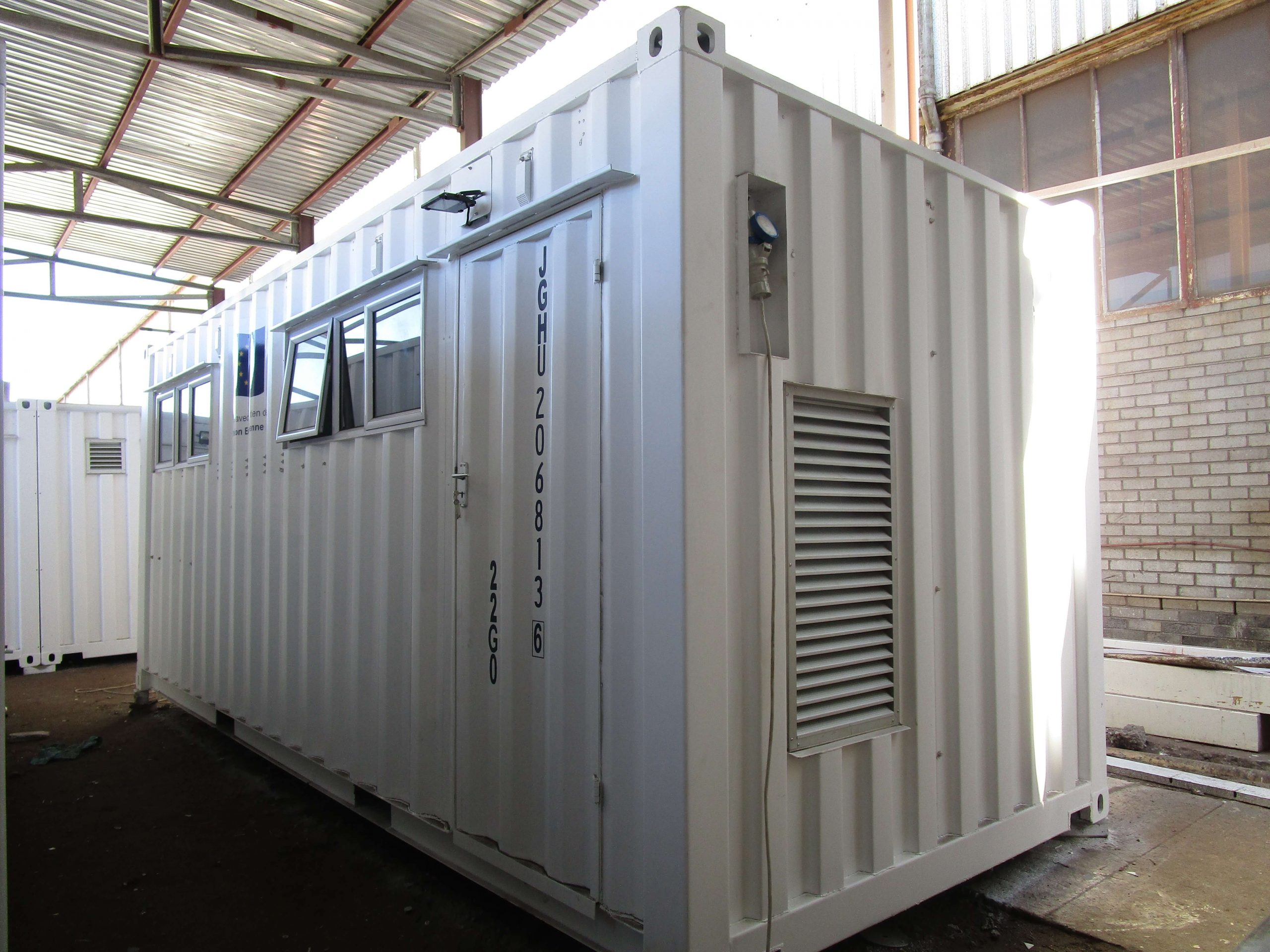 Shipping Container Rental & Sales 55