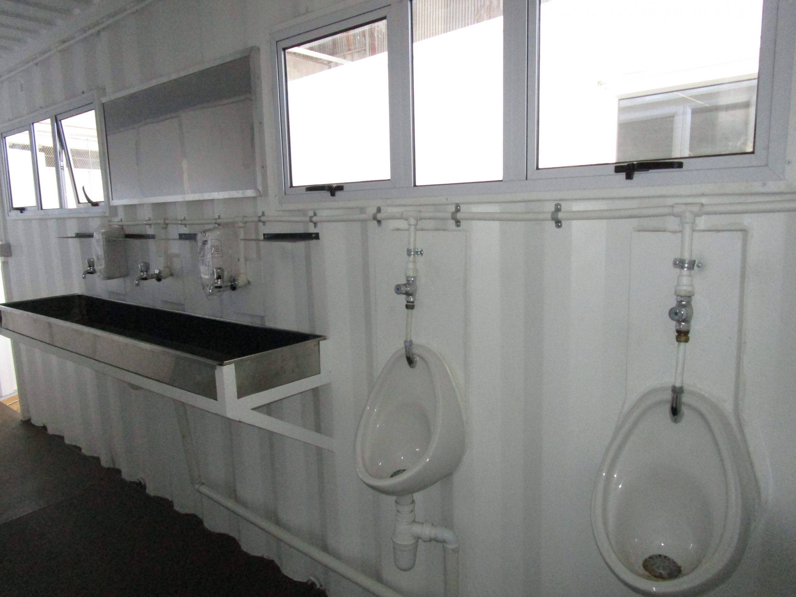 Portable bathrooms - Container Rental & Sales 44
