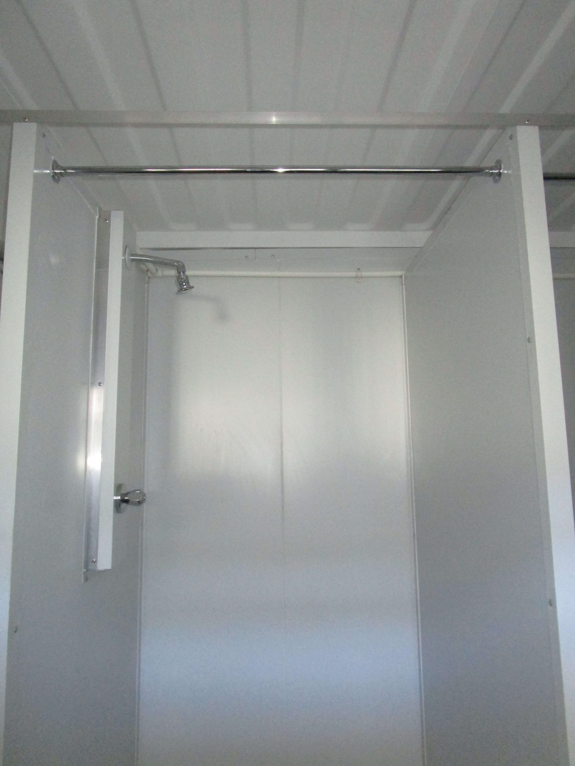 Shipping container changing rooms | Container Rental And Sales