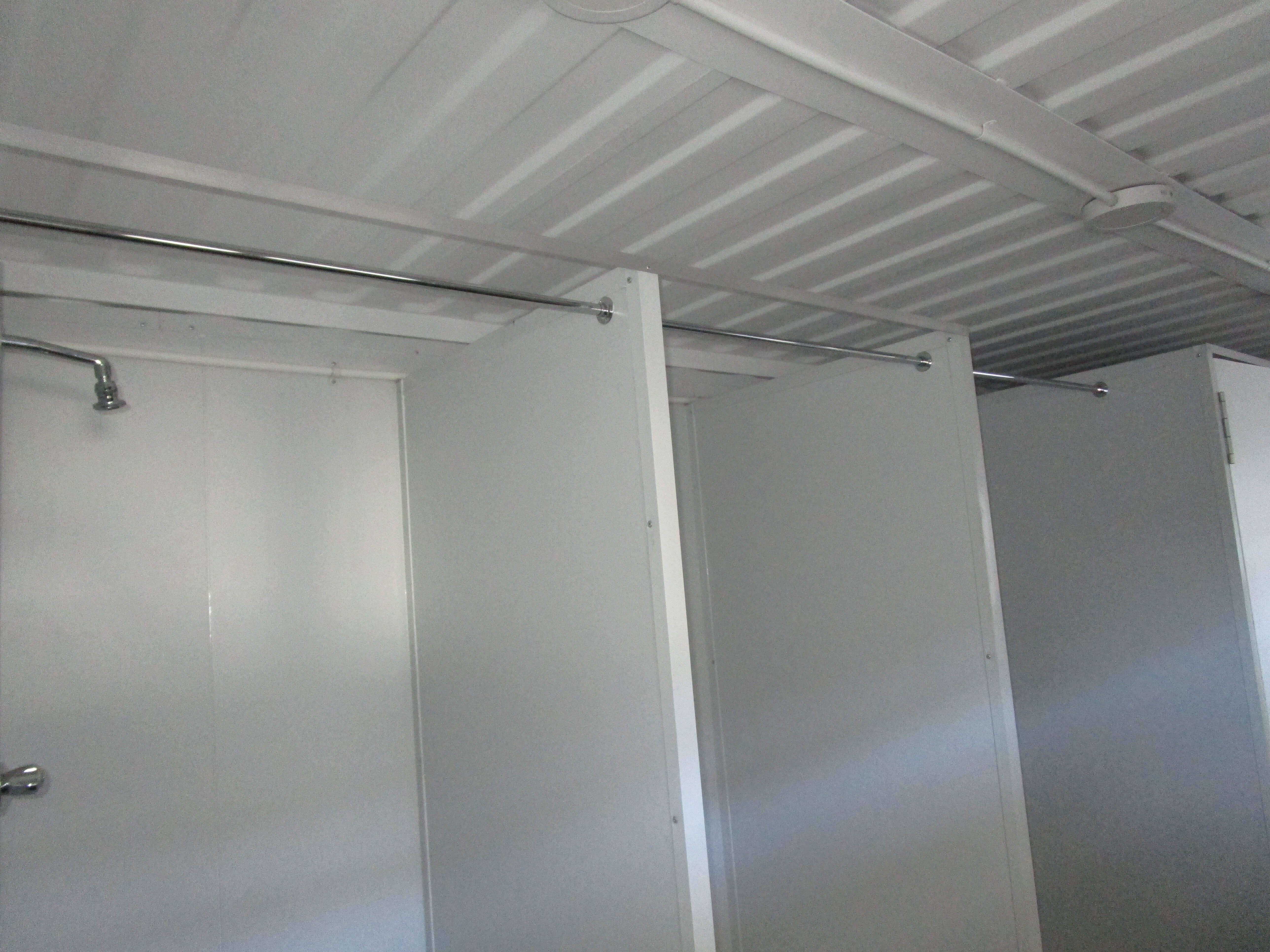 Container Rental & Sales | Fitted Showers