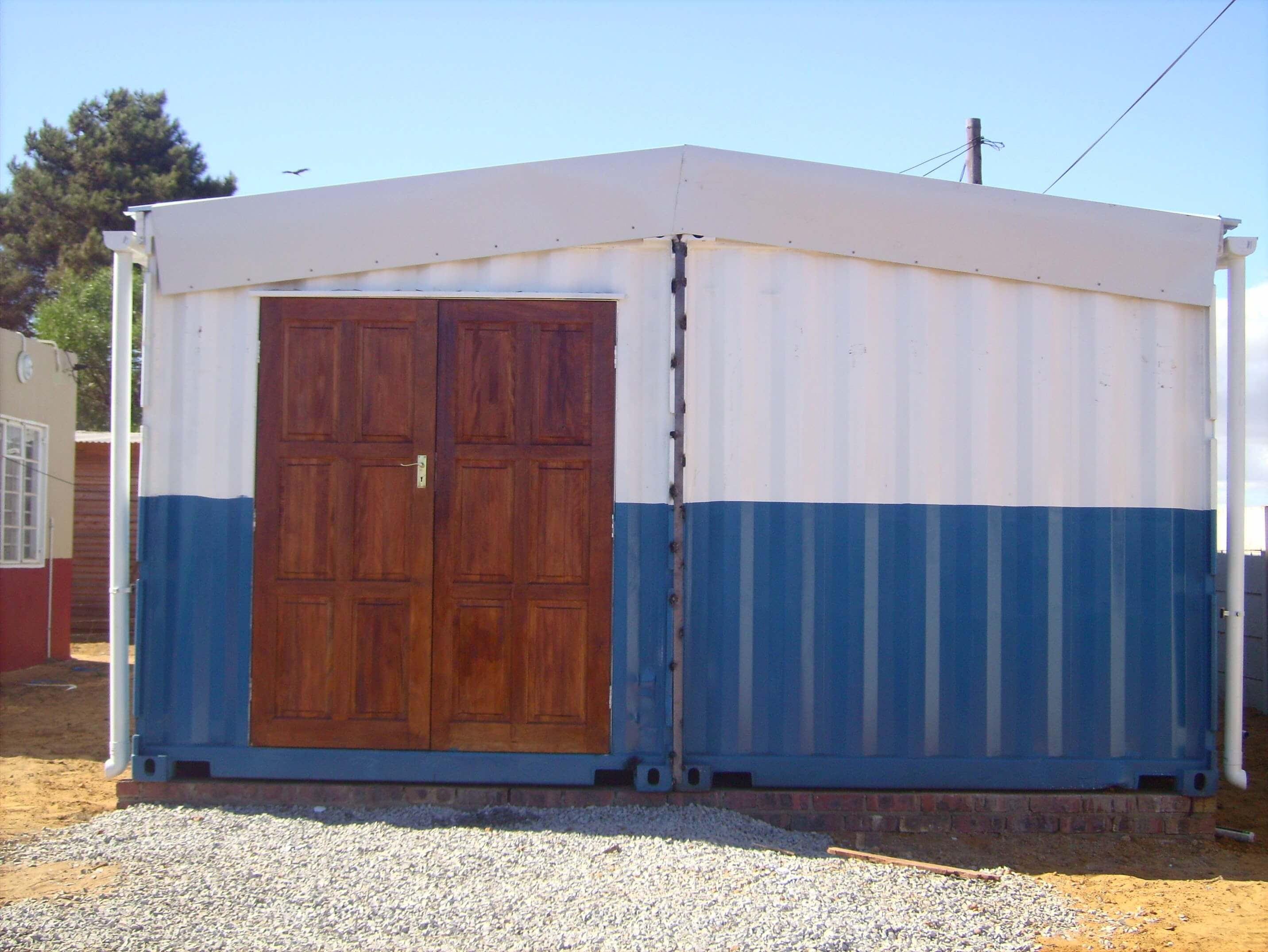 Shipping Container Rental & Sales 052