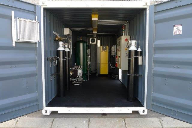 Gas Storage Shipping Container | Container Rental & Sales 02