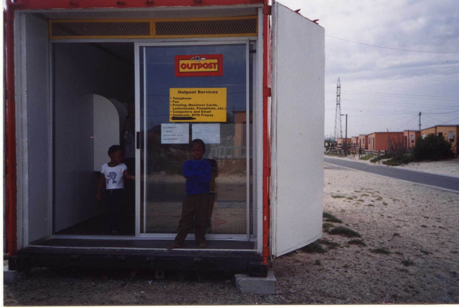 Out Shipping Container | Container Rental & Sales