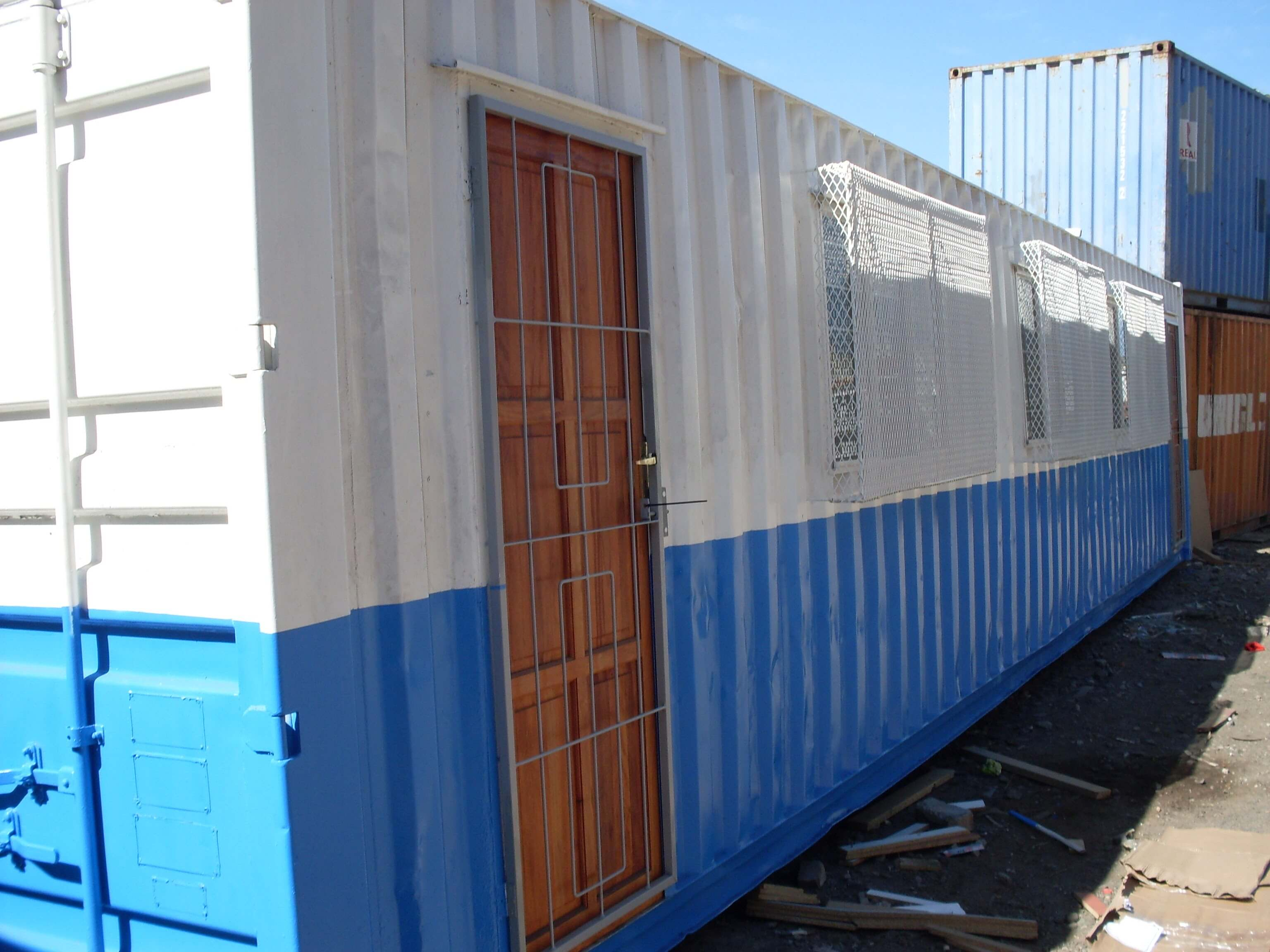 Home Container Ideas | Container Rental & Sales