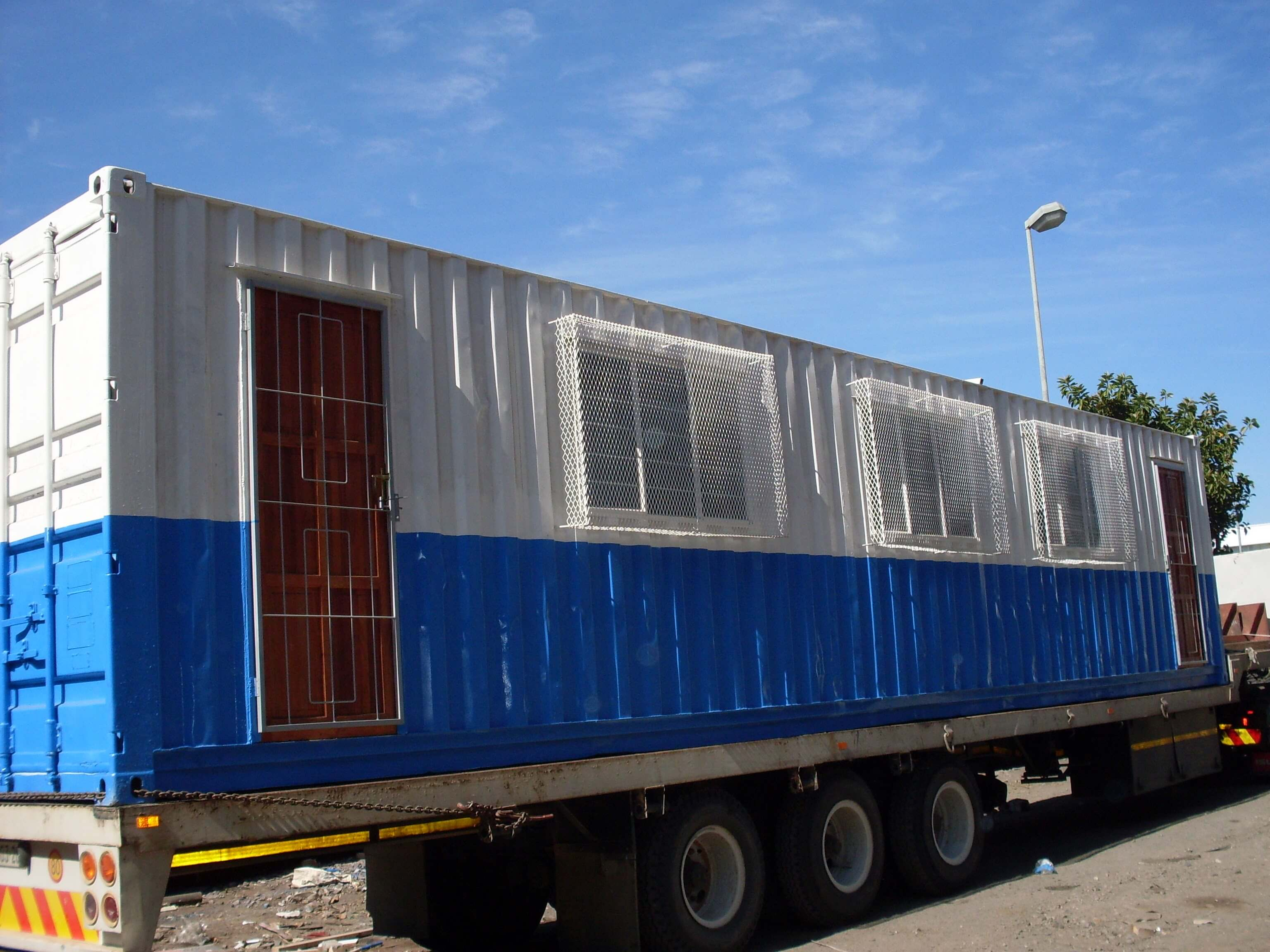 Container Class - Container Rental & Sales