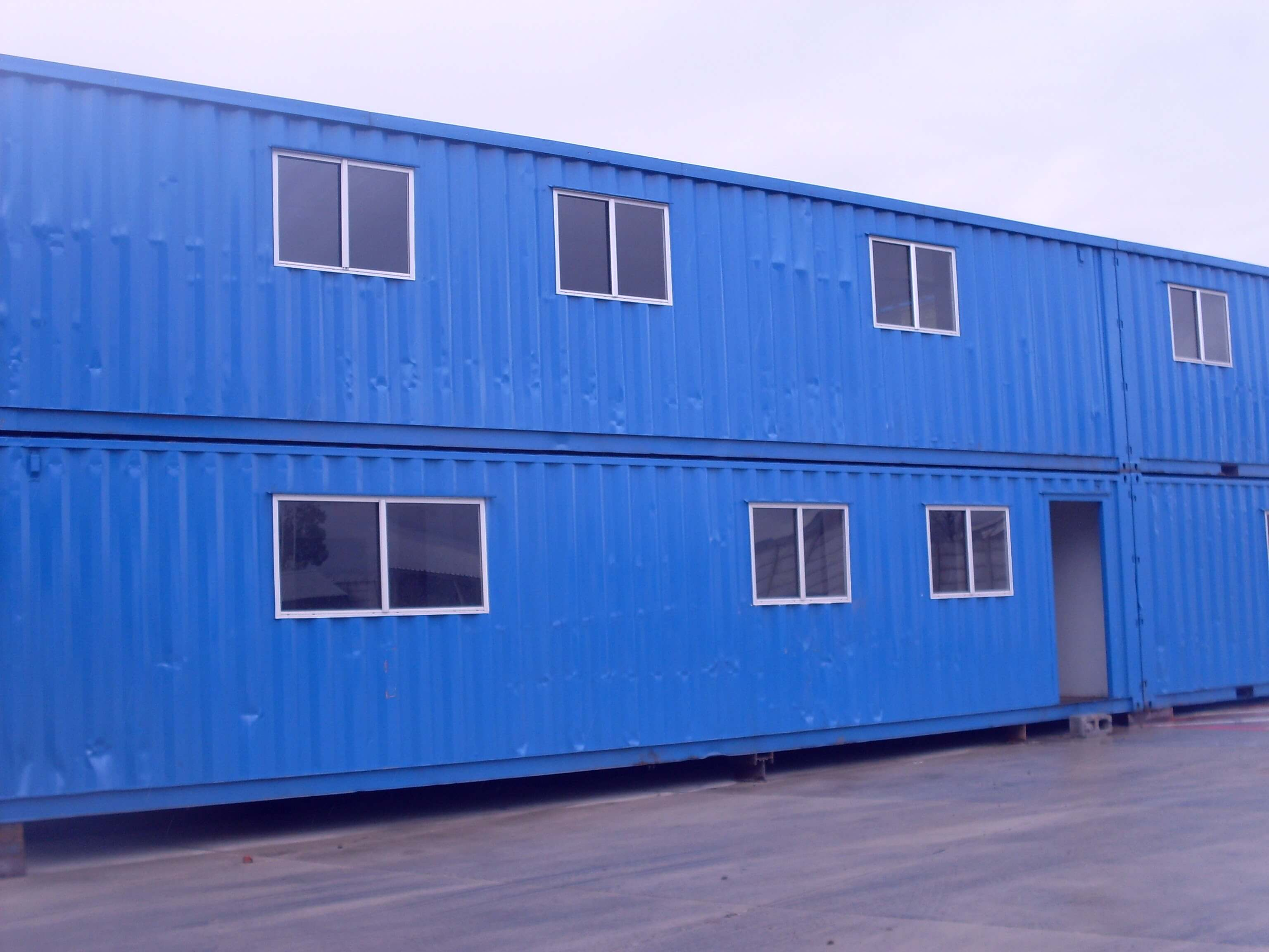 Double Storey Shipping Container | Container Rental & Sales