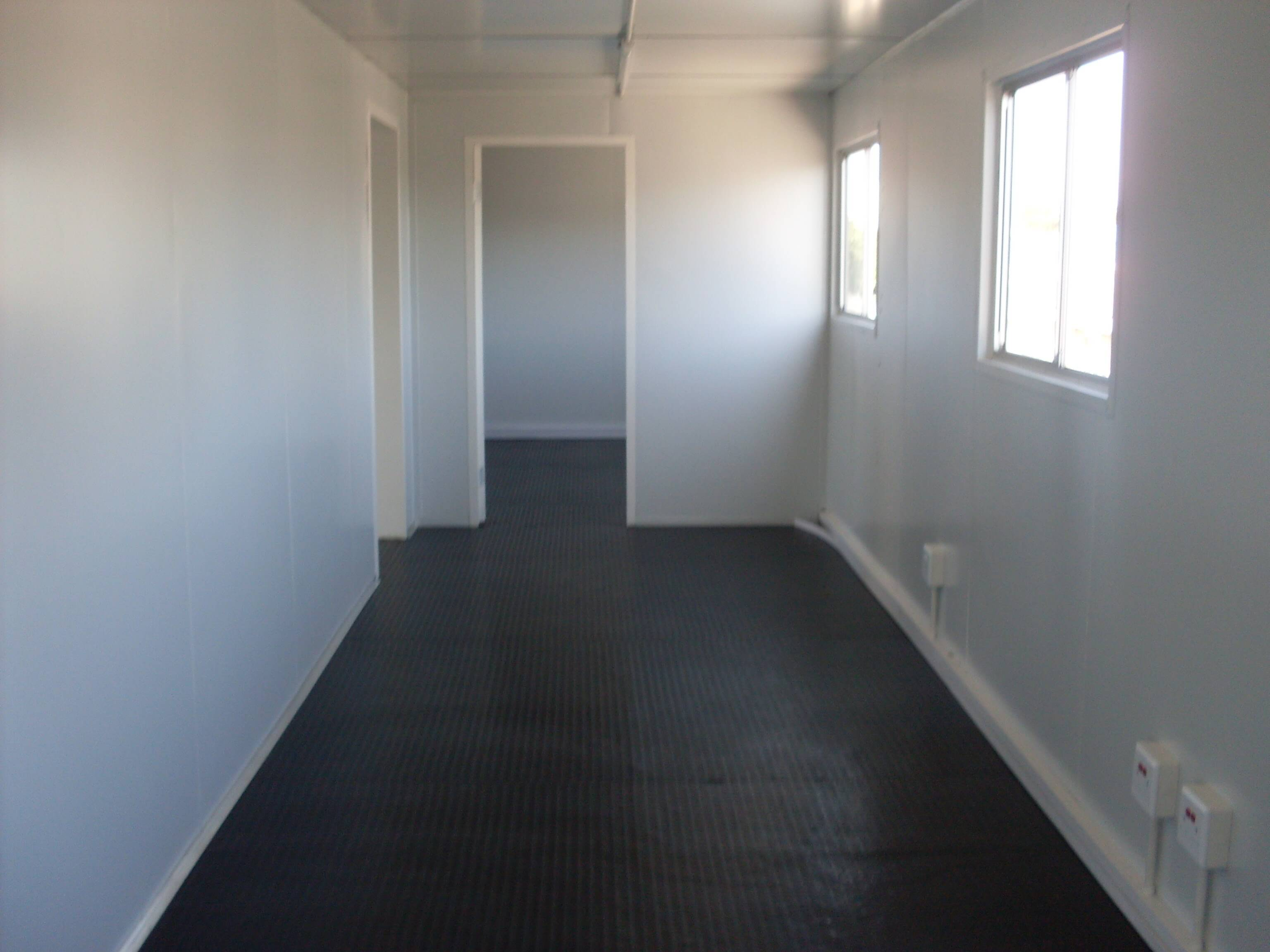 Shipping Container Corridor | Container Rental & Sales