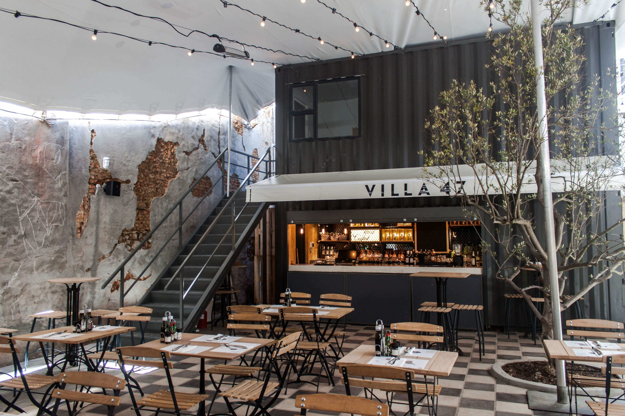 Shipping Containers For Sale - Restaurant Conversion