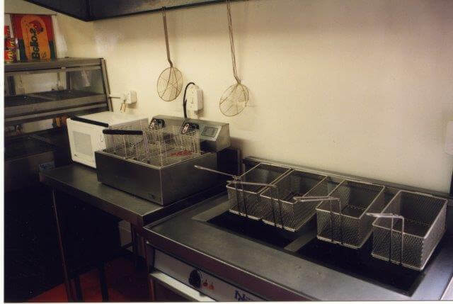 Shipping Container Kitchen - Container Rental & Sales