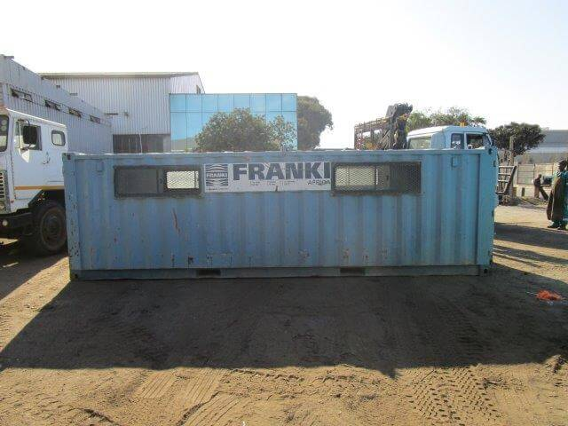 Construction shipping container - Container Rental & Sales