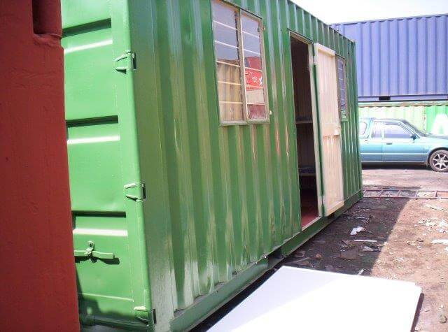 Container Rental & Sales 18