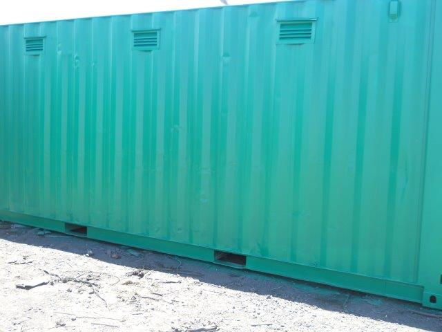 Shipping container services - Container Rental & Sales