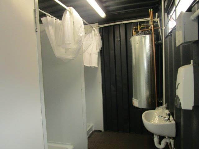 Change rooms - Container Rental & Sales