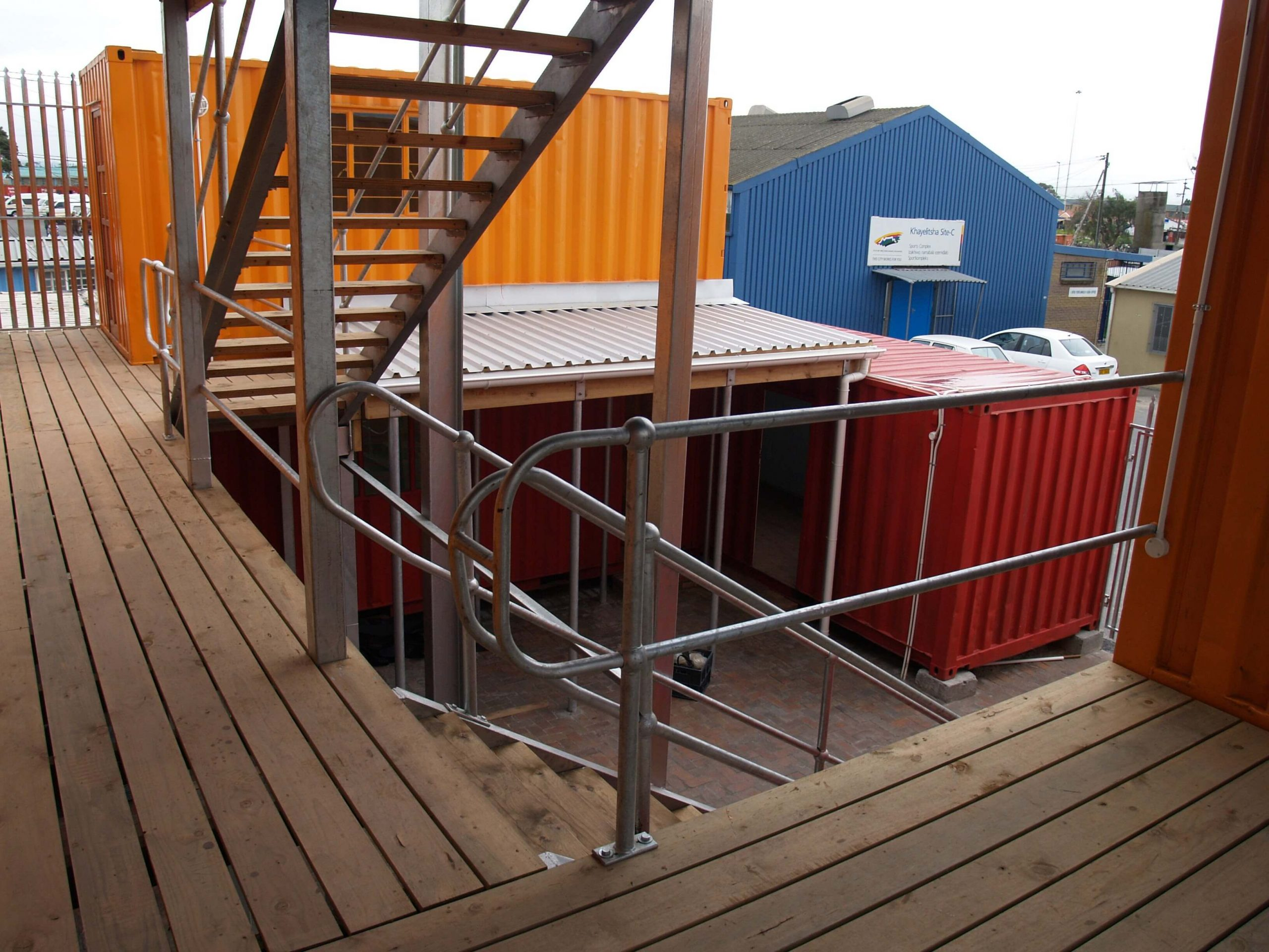 Office Containers | Container Rental & Sales