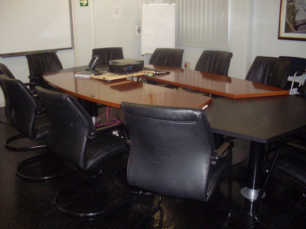 Office Container Boardroom - Container Rental & Sales
