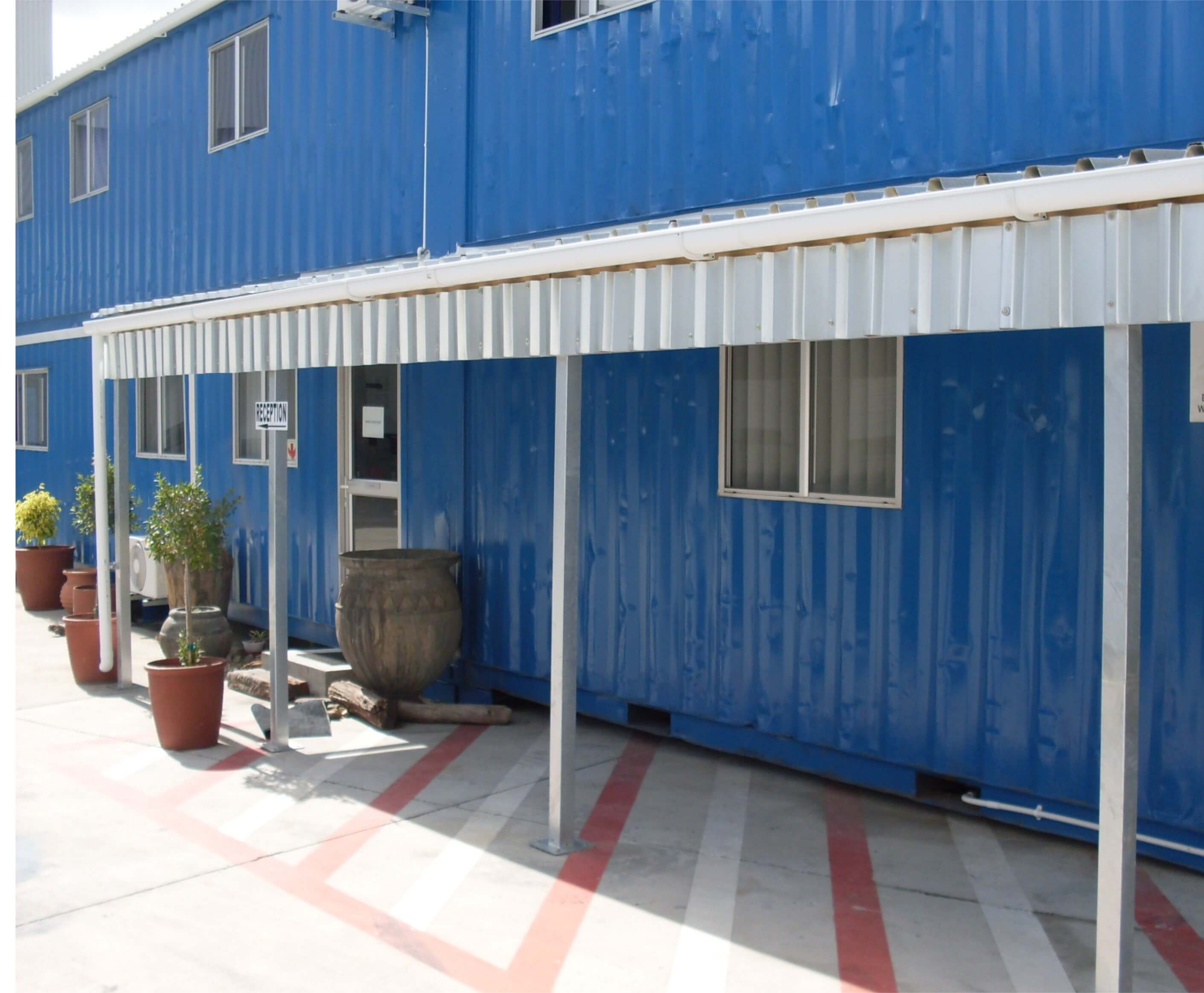 Container offices - Container Rental & Sales 21