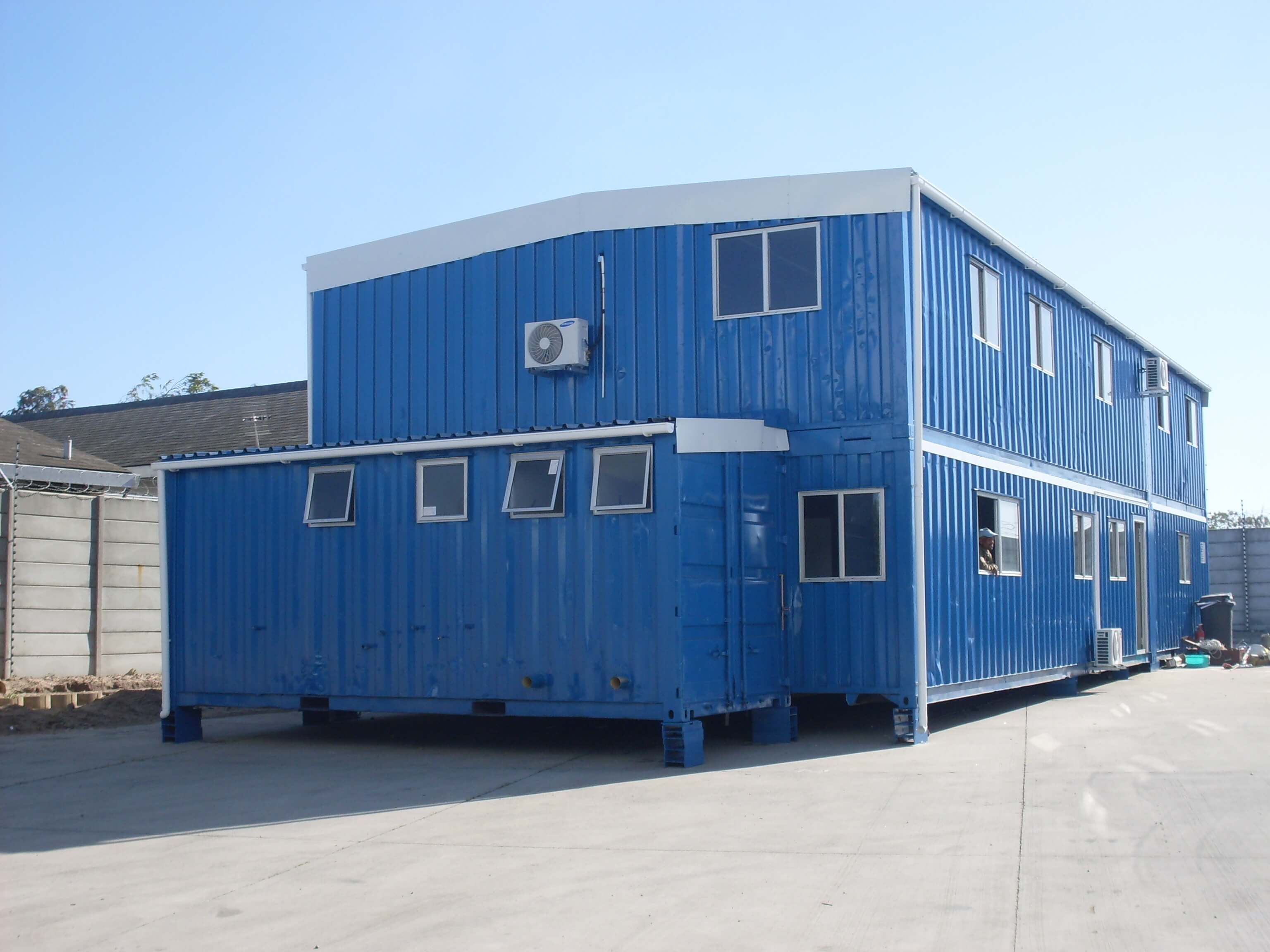 Office Container Rental & Sales 20